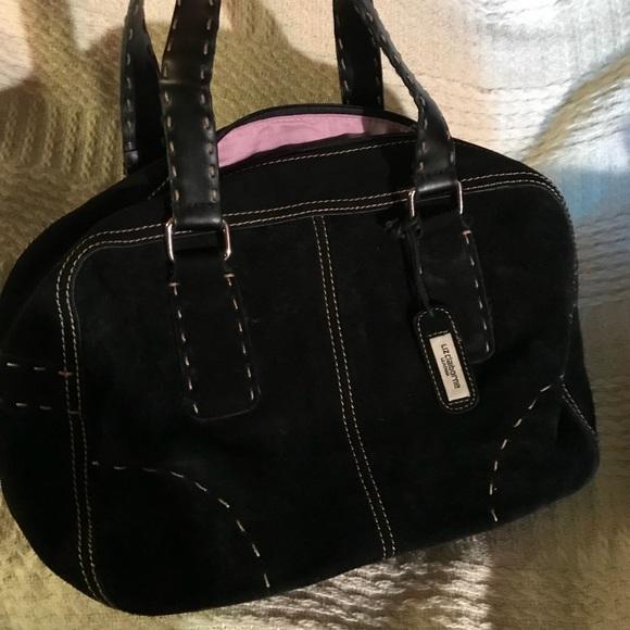 Liz Claiborne Handbags - 👜Leather Liz Claiborne satchel👜